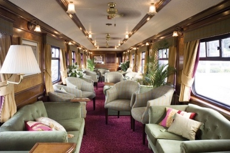 Luxury Trains in India The exciting features of India's rich cultural